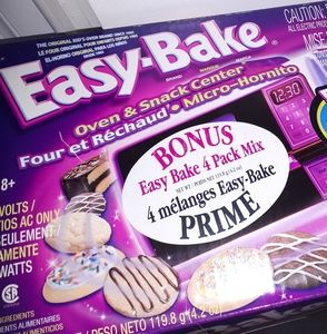 Easy Bake Oven 40th anniversary  Year 2001